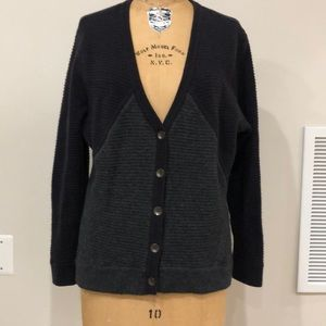 Rag and Bone button up sweater